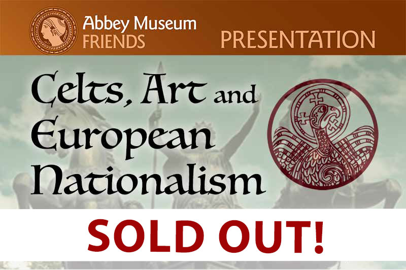 CELTS ART TALK SOLD OUT!