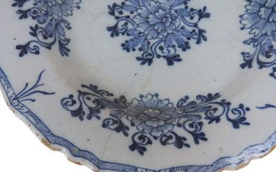 Dutch Delft – Almost as Famous as Clogs!