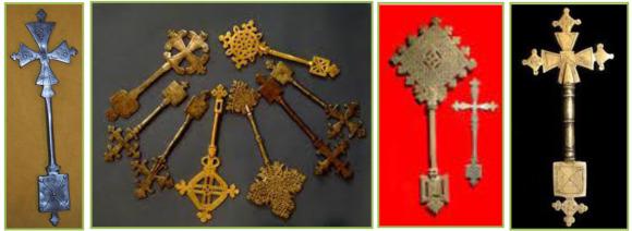 Hand, Crosses