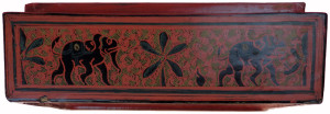 Burmese Lacquerware