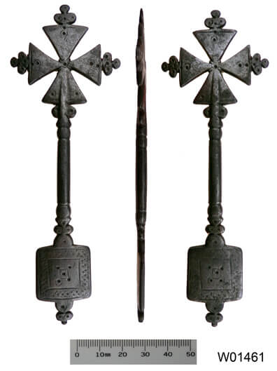 Iron Hand Cross, Ethiopia