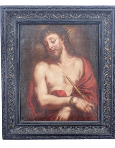 'Ecce Homo' Annibale Carracci painting