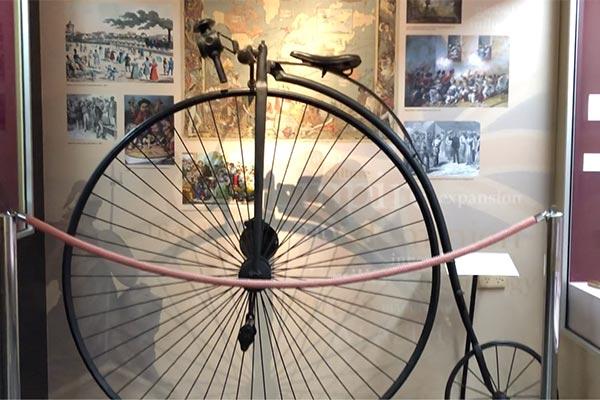 penny farthing bike