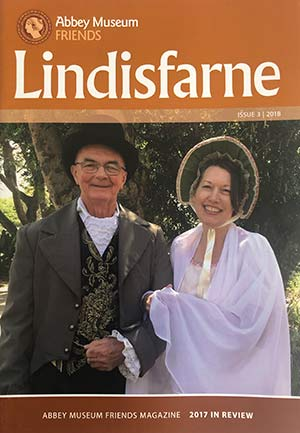 Lindisfarne Abbey Museum magazine