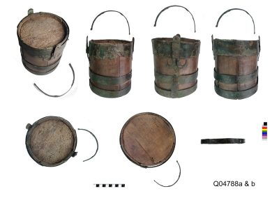 Anglo-Saxon bucket