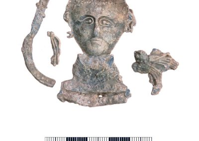 pilgrim badge of St Thomas Becket