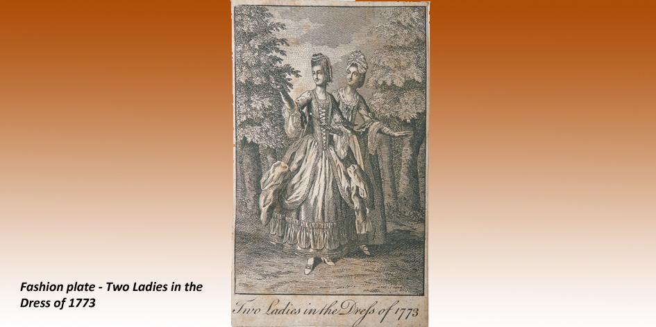 DRESS OF 1773