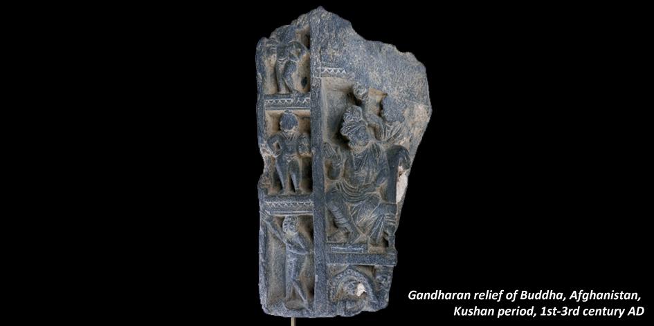 GANDARAN BUDDHA