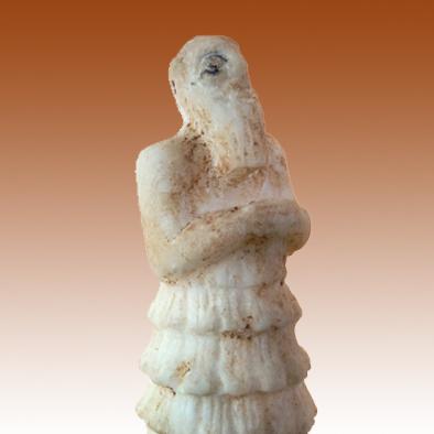 Sumerian ruler