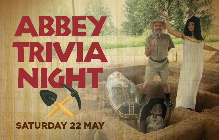 Archaeology Trivia Night May