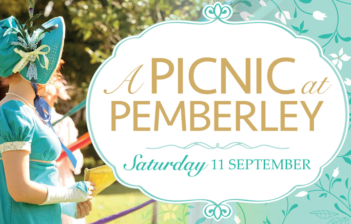 Picnic at Pemberley at the Abbey Museum