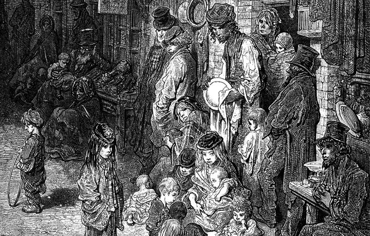 Victorian Poverty Debates