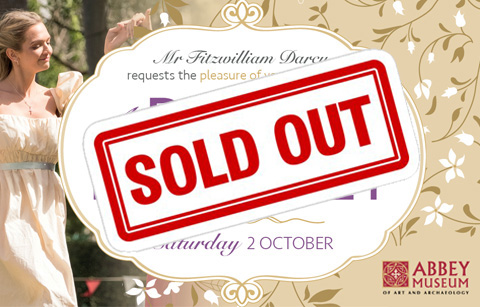 Picnic at Pemberley Sold Out